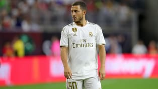 ​Eden Hazard is believed to have reported for Real Madrid's pre-season camp around 7kg overweight, leaving president Florentino Perez questioning whether the...