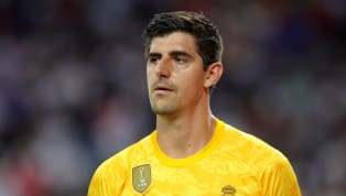 Real Madrid have confirmed that Belgian goalkeeper Thibaut Courtois has suffered an ankle sprain. Courtois, who conceded three of the seven goals in Los...