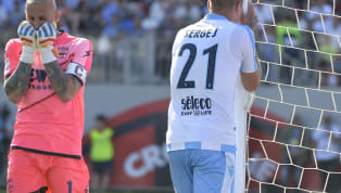 """Allo stadio """"Ezio Scida"""" di Crotone, va in scena Crotone-Lazio, gara valevole per la 37^ giornata del campionato di Serie A. La gara mette in palio punti..."""