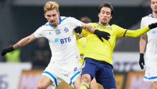 In der russischen Premier Liga ging am Sonntag das Stadtderby zwischen Lokomotive Moskau und Dynamo Moskau über die Bühne. Der Ex-Dortmunder Maximilian...
