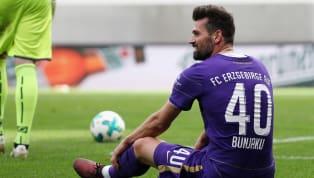 Albert Bunjaku und Erzgebirge Aue gehen getrennte Wege. Der Zweitligist gab am Freitag die Vertragsauflösung mit dem Stürmer bekannt. Bunjaku spielte...