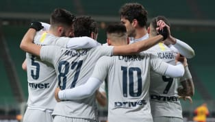 nals Inter comfortably overcame Serie B side Benevento 6-2 in the Coppa Italia round of 16 to book their place in the quarter finals, and keep them on track...