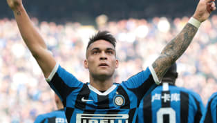 Manchester Cityare reportedly eyeing up a move forInterstriker andBarcelonatargetLautaro Martinez as a potential replacement for Sergio Aguero....