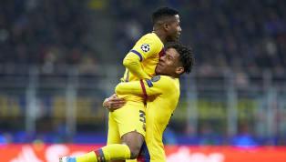 Mit seinem Tor zum 2:1-Endstand im letzten Spiel derChampions-League-Gruppenphase bei Inter Mailand hat sichBarcelonasJungstarAnsu Fatiin die Historie...