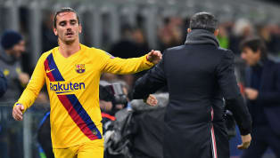 Antoine Griezmann has rejected claims he left Atletico Madrid for Barcelona because he wanted to win the Champions League, adding he is eager to learn a new...