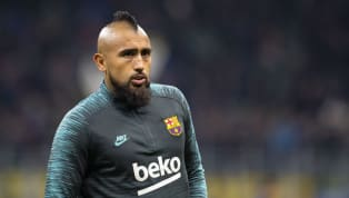 Arturo Vidal stormed out of Barcelona's training session on Tuesday, after learning that he would not be starting for la Blaugrana in the huge El Clásico...