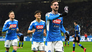 tage Napoli took a slender but deserved lead in their Coppa Italia semi-final clash with Inter, with Fabian Ruiz's superb second half goal handing the away...