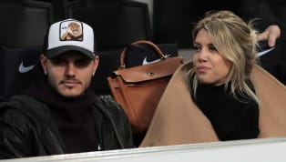 Mauro Icardi's wife and agent Wanda Nara broke down in tears on TV on Sunday night after opening up on the growing turmoil surrounding the forward's...