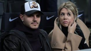 Au cour de l'émissionTiki Taka, Wanda Nara, femme et agent de Mauro Icardi, a assuré que son mari ne souhaitait pas quitter l'Inter Milan. C'est une scène...