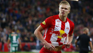 """Manchester United andBarcelonatargetErling Braut Haaland has dismissed transfer talk andsaid thathis five """"girlfriends"""" are key to his success - but..."""