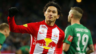 ​Liverpool have been labelled 'highly likely' to sign Red Bull Salzburg star Takumi Minamino in January for just £7.25m, the price of his incredibly low...