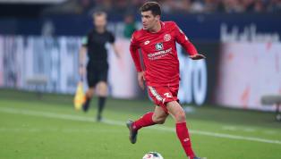 Bittere Nachrichten für Mainz 05: Linksverteidiger Aaron Martin hat sich im Training der Rheinhessen einen Muskelfaserriss im Adduktorenbereich zugezogen und...