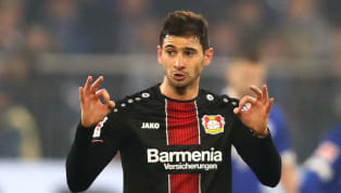 Mit einer Ablöse von 24 Millionen Euro wurdeLucas Alarioim Sommer 2017 zum Rekordneuzugang vonBayer 04 Leverkusen. Seitdem konnte der Argentinier aber...