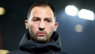 Domenico Tedesco explained why his Schalke side used midfielderWeston McKennieand full backHamza Mendylas their main two strikers during the Revierderby...
