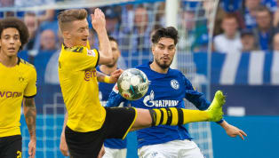 uare Schalke and Borussia Dortmund played out a pulsating draw in the Revierderby on Saturday, as the hosts had much the better opportunities to no avail over...