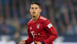 Der FC Bayern hält per Vereinsseite die Option, James Rodríguez im kommenden Sommer fest unter Vertrag nehmen zu können. Dass sich der Kolumbianer ob seiner...