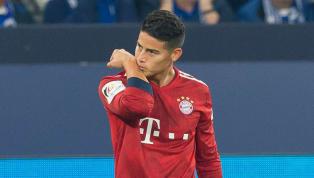 Câu lạc bộ Arsenal được cho là đang đàm phán với Bayern Munich nhằm mượn tiền vệJames Rodriguez. James Rodriguez được cho là không còn cảm thấy hạnh phúc...