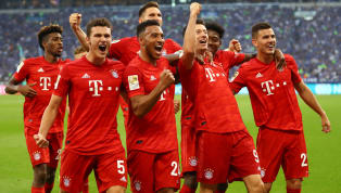 tory Bayern Munich bounced back from their draw against Hertha Berlin with a comfortable 3-0 win over Schalke at the Veltins Arena on Saturday to help the...