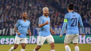 Sergio Agüero abre el marcador al 18'. ⚽ 18' Aguero Schalke 0-1 Manchester City pic.twitter.com/XbOYLDTLWl — GOAL TV (@GOALTVFHD) 20 de febrero de 2019 