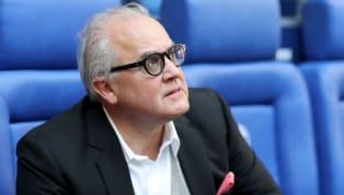 Nachdem Reinhard Grindel seinen Posten als DFB-Präsident am 2. April räumte, wurde am Donnerstag der Wunschpräsident des DFB bekannt gegeben. Fritz Keller...