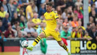 Maximilian Philipp verlässt denBVB. Der Angreifer, der vor einem Wechsel zu Dinamo Moskau stehen soll, ist nicht Teil des Mannschaftsfotos des Deutschen...