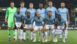 Picking the Best Potential Manchester City Lineup to Face Shakhtar Donetsk in the Champions League