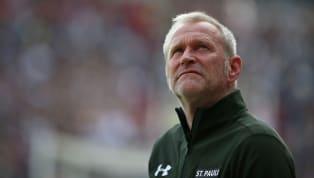 St. PaulisSportdirektor Uwe Stöver hat seinen Vertrag beim Kiezklub vorzeitig verlängert. Der 52-Jährige hat das 2020 auslaufende Arbeitspapier vorzeitig um...
