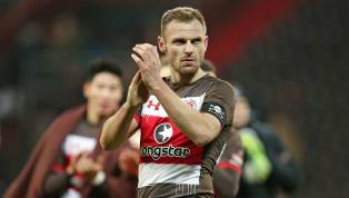 FC St. Paulis Kapitän Bernd Nehrig dürfte beim anstehenden Zweitligaspiel gegen Union Berlin erstmals in dieser Saison in die Startelf der Hamburger rücken,...