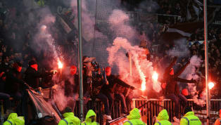 """In den letzten Wochen machten die St.-Pauli-Fans, wenn manin einer soheterogenen Gruppe überhaupt von """"den Fans"""" sprechen kann, eher negativ auf sich..."""