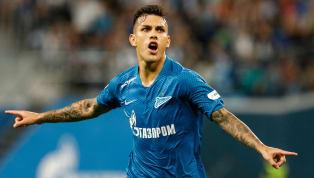 AC Milan Serius Bidik Paredes, Zenit Pasang Banderol 35 Juta Euro