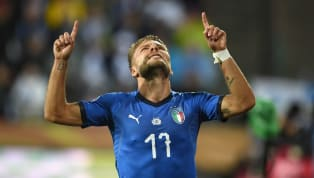 Ciro Immobile is yet to make his FIFA World Cup debut after Italy's failure to qualify in 2018, but he'll be taking part in his second European Championships...