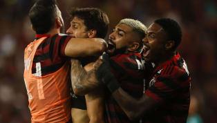 O Flamengo terminou as primeiras nove rodadas do Campeonato Brasileiro na terceira colocação. Com 17 pontos, está cinco atrás do líder Palmeiras (esta...