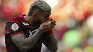 Gabigol, do Flamengo, e Everaldo, da Chapecoense, chegaram ao recesso da Copa América ostentando a artilharia do Campeonato Brasileiro. Cada um marcou...