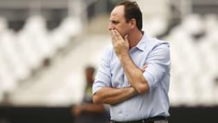 Para garantir Rogério Ceni no banco de reservas já na partida de domingo, contra o Santos, pela 15ª rodada do Campeonato Brasileiro, o Cruzeiro precisa...