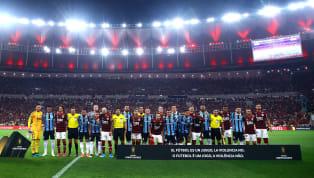 Flamengo, 145,3 milhões de euros;Grêmio, 117,4 milhões de euros;Palmeiras, 114,8 milhões de euros. Estes são os três brasileiros que, segundo o site...