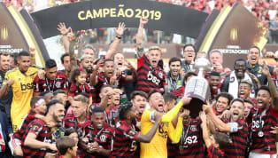 A cada vez que um time brasileiro conquista uma competição internacional vem à tona a discussão: afinal, quem tem mais troféus fora do país? Pois agora que o...