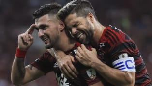 Se De Arrascaeta vinha sendo deixado de fora do time titular do Flamengo, nesta quinta-feira não foi assim. O meia uruguaio iniciou jogando a partida contra...