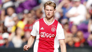 tion ​Ajax midfielder Frenkie de Jong has admitted that he is keen to decide his future 'quickly' as the near constant speculation regarding interest...
