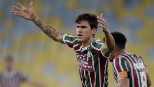 Muito próximo de ser oficialmente anunciado como novo reforço doFlamengopara 2020, o centroavantePedro, que já está em solo brasileiro para...