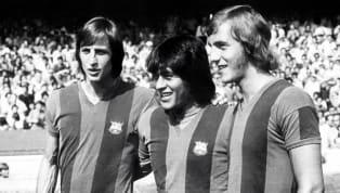 La historia del FC Barcelona está muy influida por el fútbol holandés. Desde la llegada de Cruyff, los culés tuvieron un idilio con el fútbol neerlandés que...