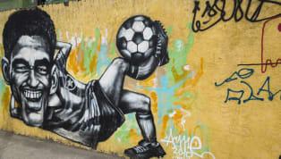 """Se fosse vivo, Garrincha estaria completando 86 anos. Nascido em 28 de outubro de 1933, o """"homem das pernas tortas"""", apesar de genial dentro das quatro..."""
