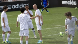 Enzo Zidane, son of France legend Zidane Zidane and midfielder atRayo Majadahonda, has revealed that he is happy to see his father return as the manager...
