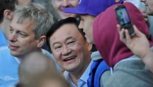  นายทักษิณ ชินวัตร อดีตนายกรัฐมนตรีประเทศไทย ตกเป็นข่าวเตรียมทุ่มทุนเทคโอเวอร์สโมสรฟุตบอลคริสตัล พาเลซ...