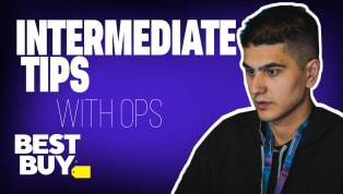 Misfits Ops shares some important tips for Fortnite intermediate players. Watch him talking about building techniques, how to survive from falls, final circle...