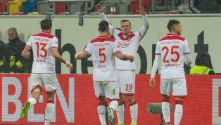 Fortuna Düsseldorf und Union Berlin verabschieden sich mit einem wilden Ritt in die Winterpause. Rouwen Hennings hatte die Fortuna mit einem Traumtor in...