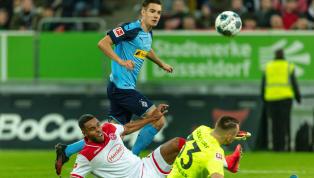 Im Spiel beiFortuna Düsseldorftat sichBorussia Mönchengladbachin der ersten Hälfte extrem schwer gegen den mutig aufspielenden Abstiegskandidaten. Eine...