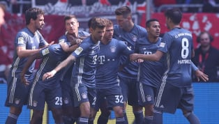 mmit Bayern Munich returned to the top of the Bundesliga table after effortlessly brushing aside Fortuna Dusseldorf 4-1 onSunday afternoon courtesy of a...