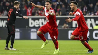 Kaan Ayhan, Freiburg Maçında Attığı 2 Golle Fortuna Düsseldorf'a 3 Puanı Getirdi