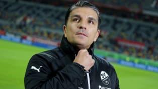 Niklas Lomb hat sich während seiner Zeit bei Bayer Leverkusen bislang damit zufrieden gegeben, die Trainingsintensität der Keeper hochzuhalten. Nun beschert...