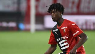 Depuis le début de saison, un jeune Rennais du nom d'Eduardo Camavinga commence à prendre de plus en plus d'ampleur dans le championnat de France. À tel point...